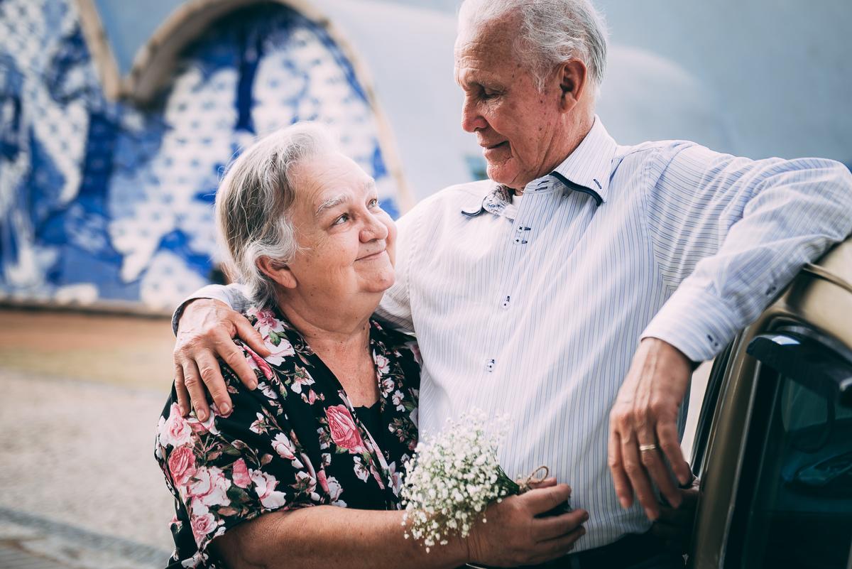 Imagem capa - Bodas de 50 Anos - O casamento é algo para a vida toda. por Daniel Felipe Diniz Ferreira