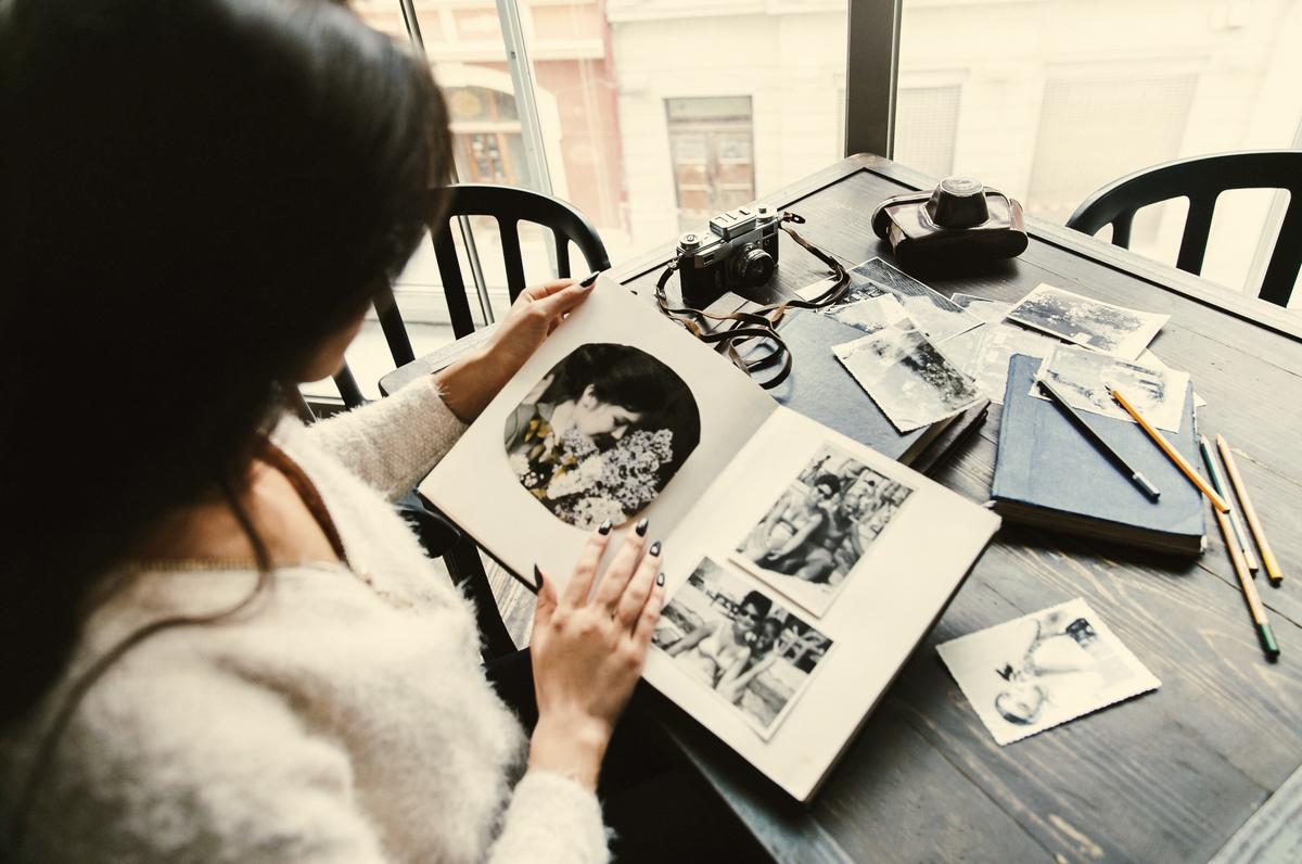 Imagem capa - Lo que la fotografía nos recuerda (por Lizeth) por Gisela Giraldo Fotografía