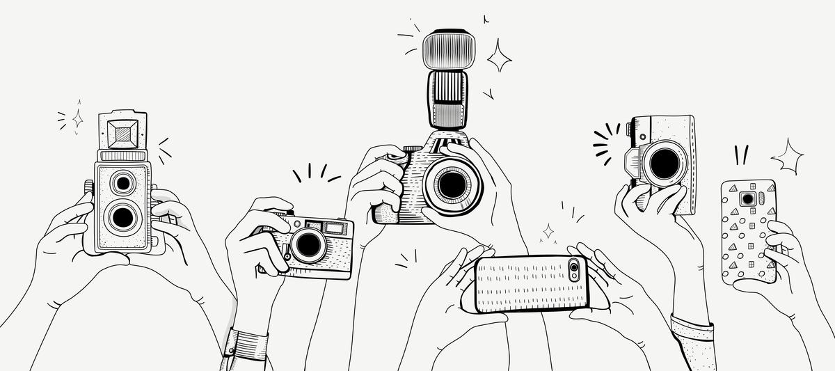 Imagem capa - La fotografía no es nuestro pasatiempo por Gisela Giraldo Fotografía