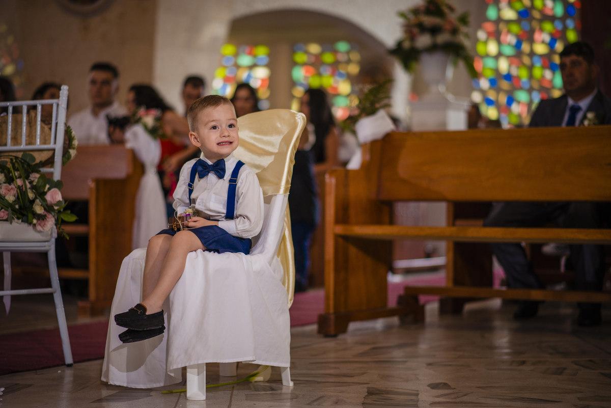 Imagem capa - Una boda con nuestro hijo de pajecito por Gisela Giraldo Fotografía