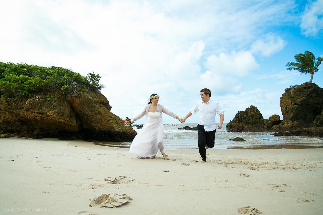 Imagem capa - Ensaios pré casamento no Nordeste por LauzierMota Fotografias