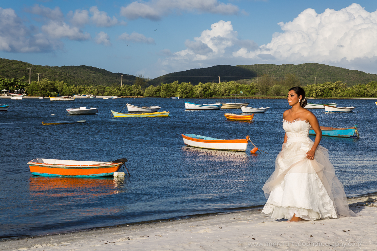 Imagem capa - Vestido de noiva: confira tendências para 2020 por André Furtado