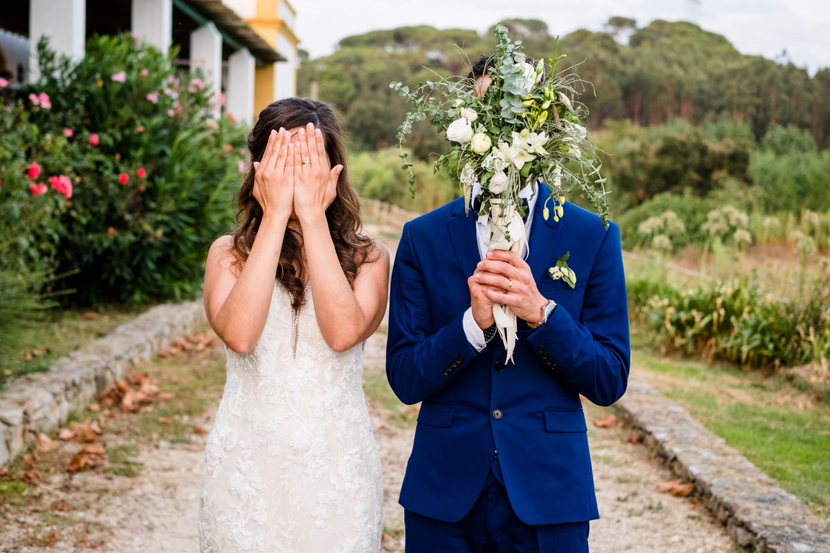 Imagem capa - Cinco dicas para ter fotografias incríveis do vosso casamento por André Furtado