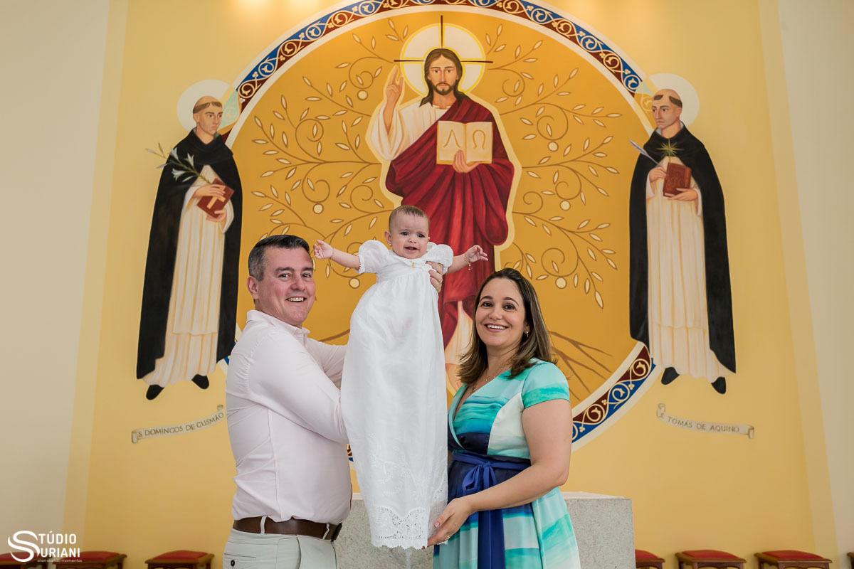 Imagem capa - Batizado Clara por Rogério Medeiros Suriani