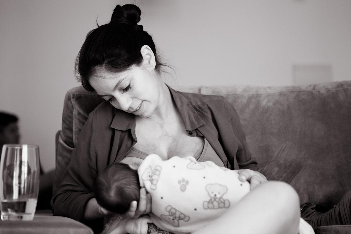 Imagem capa - Ensaio Newborn em sua casa por Dani Motta