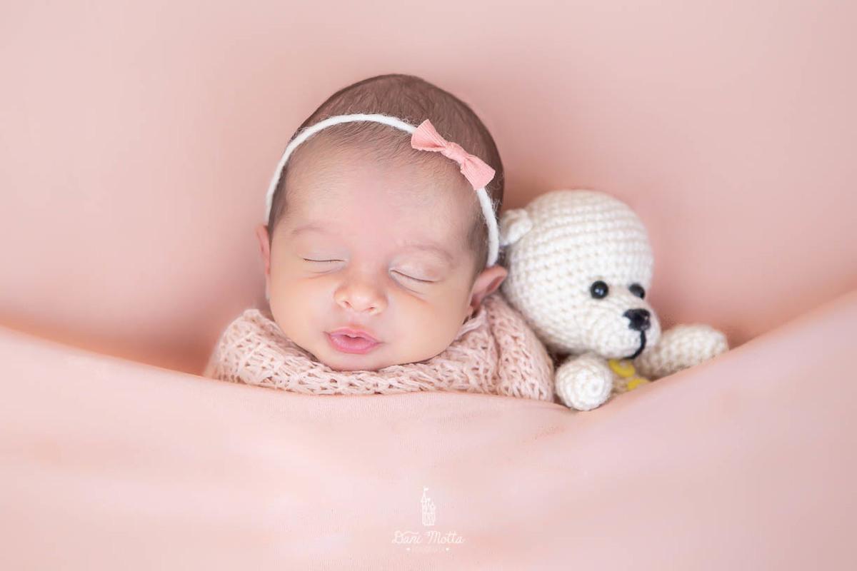 Imagem capa - Making Of - Ensaio Newborn Rafaella por Dani Motta