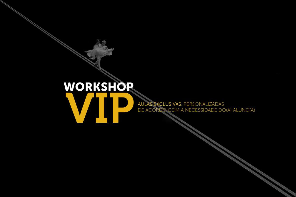 Imagem capa - Workshop VIP por Daniel Ribeiro