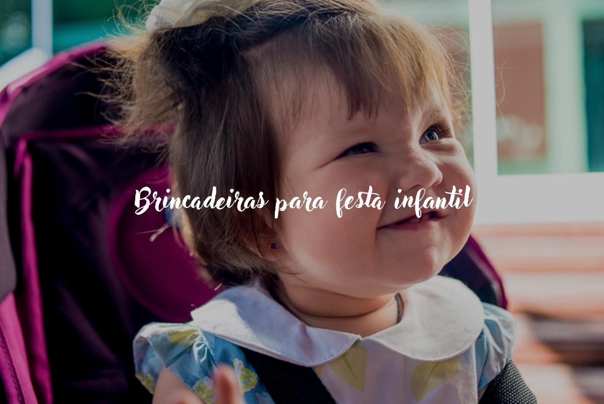 Imagem capa - 4 Brincadeiras para festa infantil por Isis Vieira Fotografia