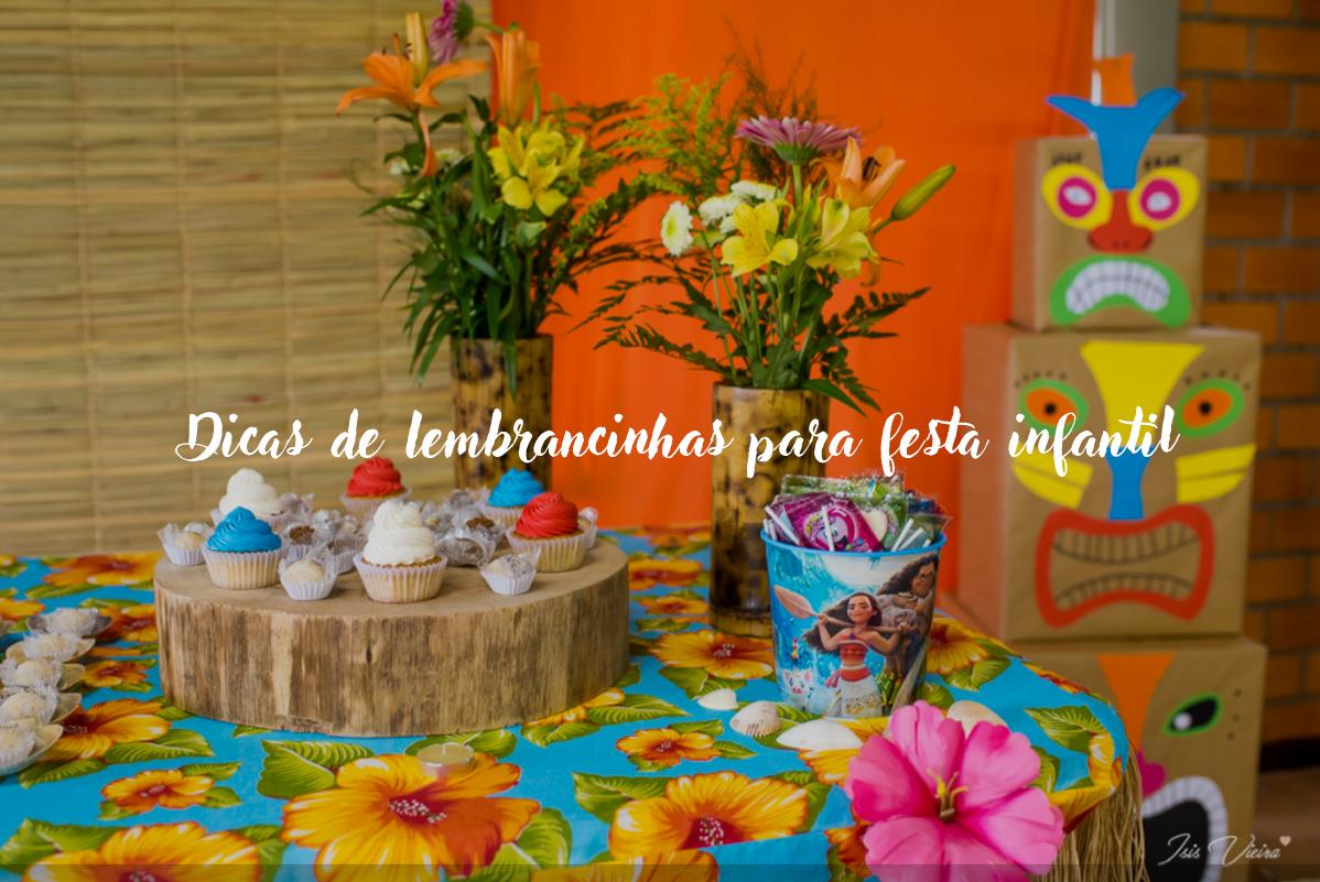Imagem capa - Dicas de lembrancinhas para festa infantil por Isis Vieira Fotografia