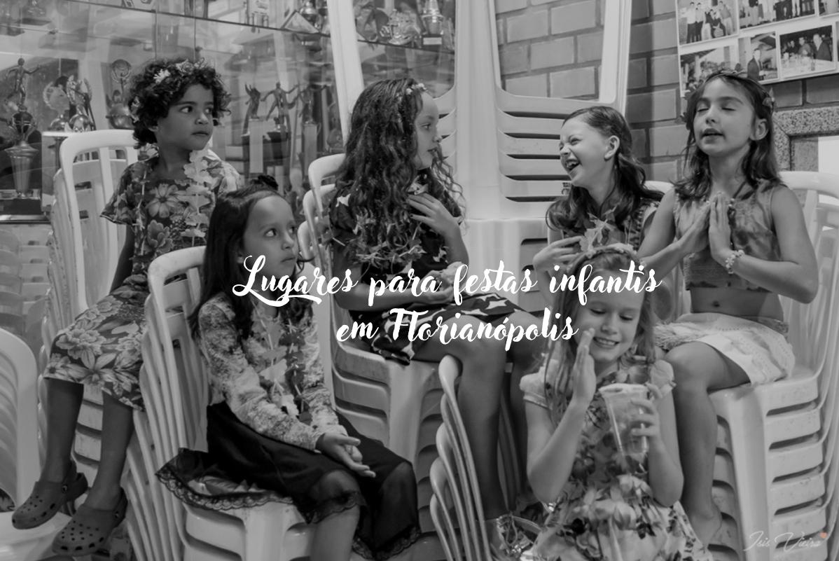 Imagem capa - Lugares para festas infantis em Florianópolis por Isis Vieira Fotografia