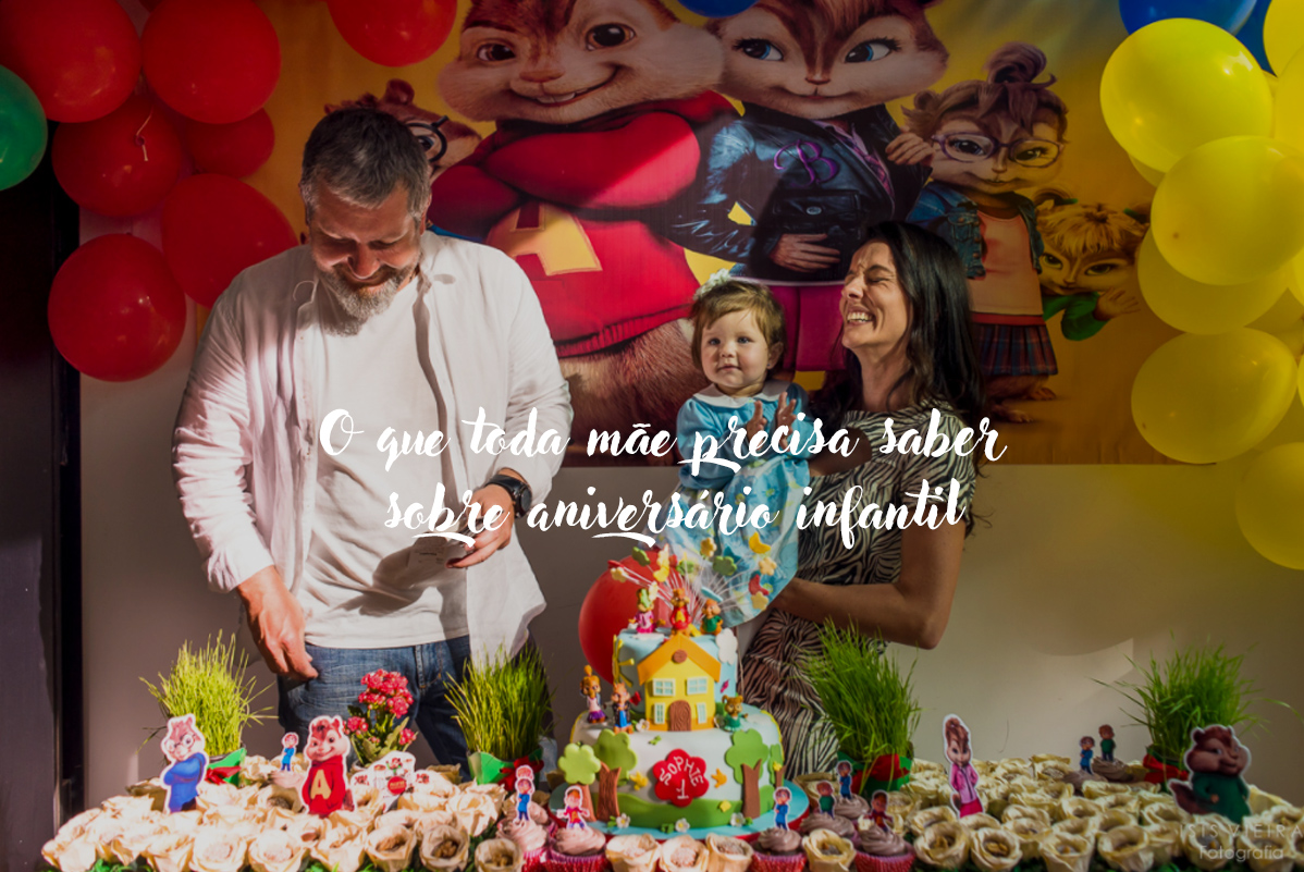Imagem capa - O que toda mãe precisa saber sobre aniversário infantil por Isis Vieira Fotografia