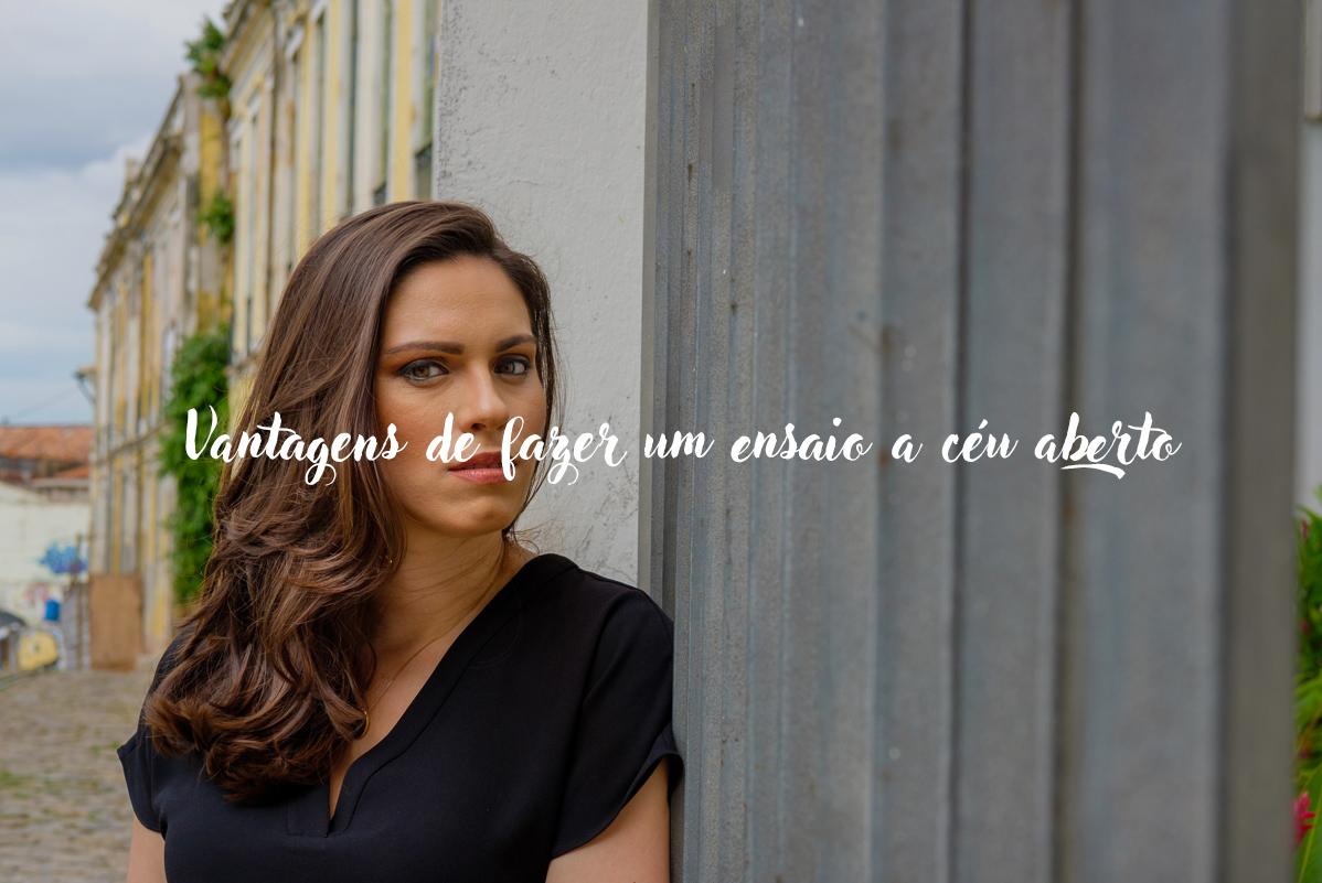 Imagem capa - Vantagens de fazer um ensaio a céu aberto por Isis Vieira Fotografia