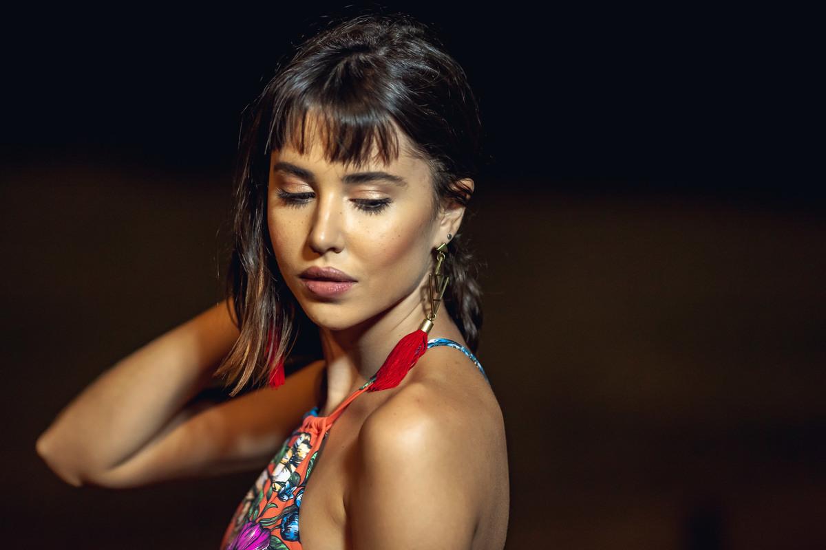 isadora porto pelas lentes do fotógrafo de moda paulo henrique lima em campanha de moda noturna