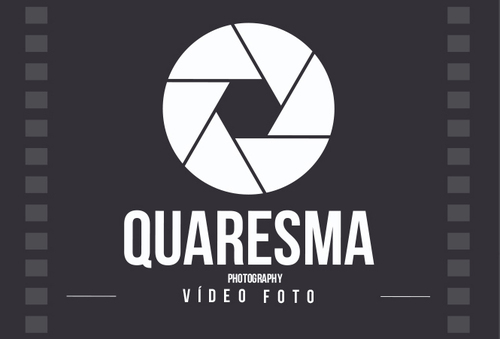 Logotipo de Vídeo Foto Quaresma
