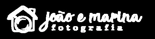Logotipo de João e Marina Fotografia