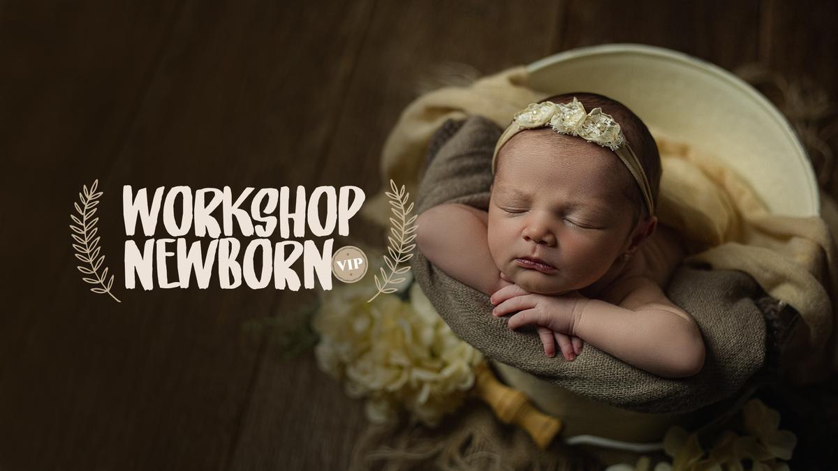 Imagem capa - Workshop Newborn - João e Marina por João e Marina Fotografia