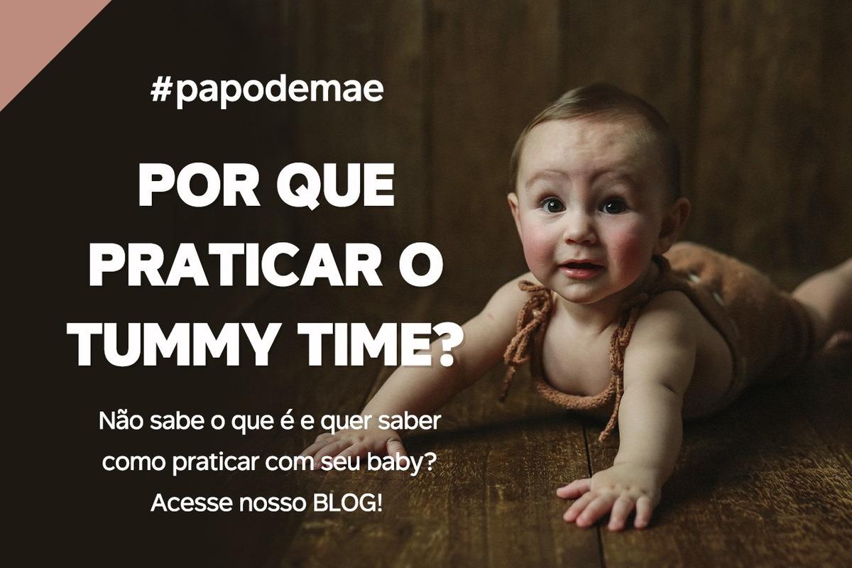 Imagem capa - PAPO DE MÃE: por que praticar o TUMMY TIME? por João e Marina Fotografia