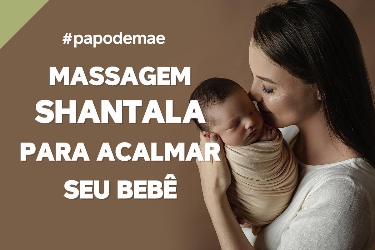 Imagem capa - DICA: massagem shantala para acalmar seu bebê por João e Marina Fotografia