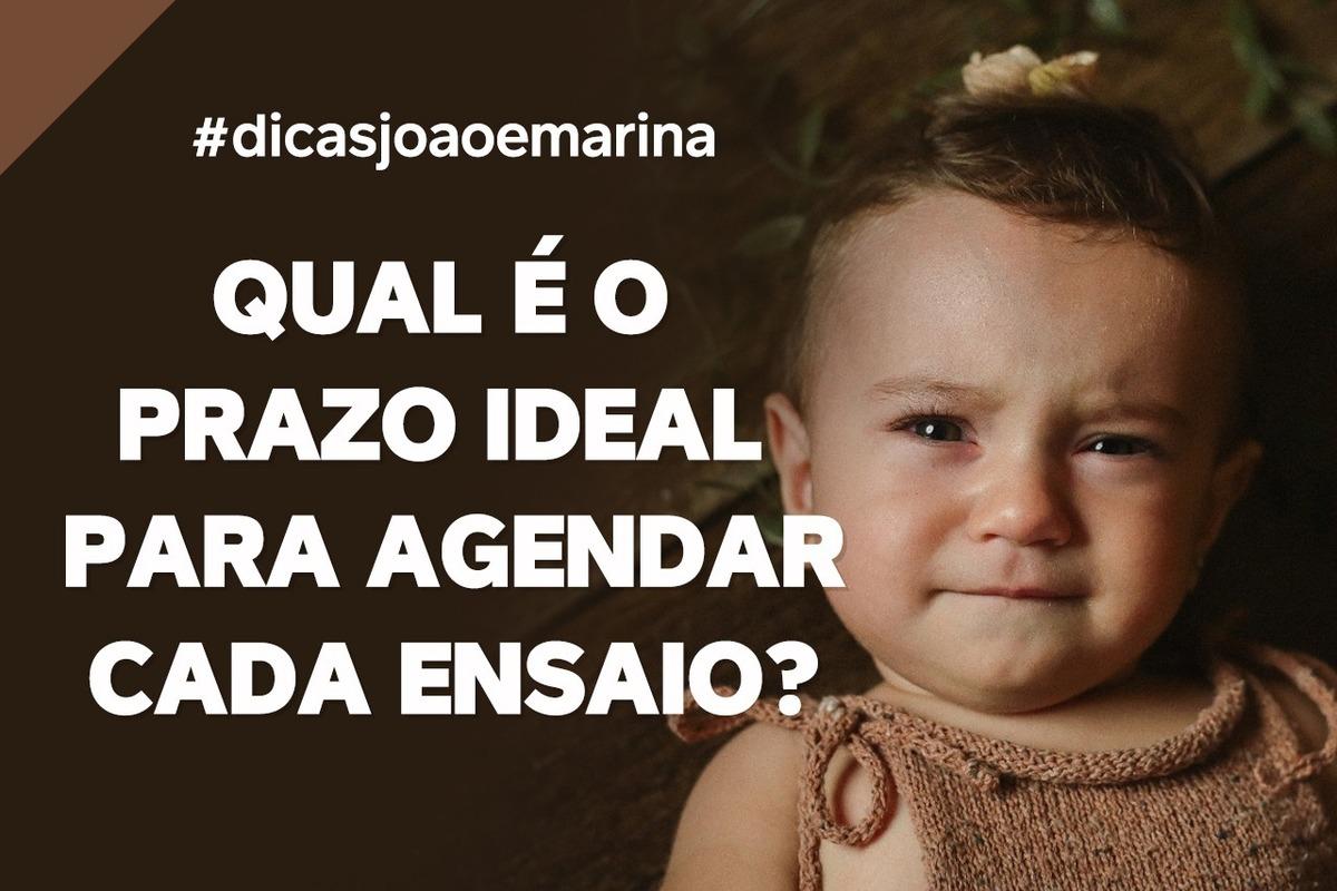 Imagem capa - DICA: qual o prazo de agendamento de cada ensaio? por João e Marina Fotografia