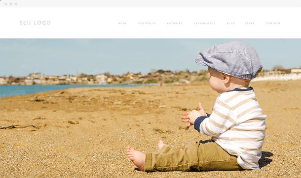 Indicado para fotógrafos de família, newborn e festas infantis.